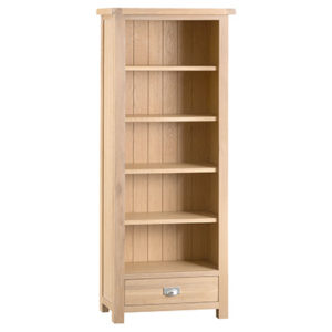 Windsor Limed Medium Bookcase