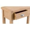 Windsor Limed Medium Console Table