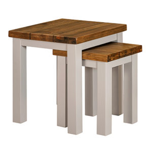 Norfolk Grey 2 Nest of Tables