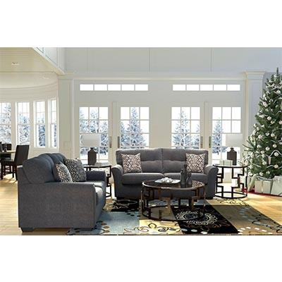 Olsen Slate Sofa Set