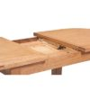 Lincoln Natural Extending Oval Dining Table