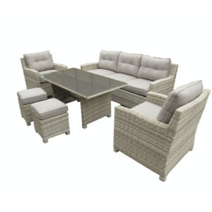 Saturn 6 Piece Garden Set