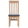 Slat Back Chair PU-seat-seating-natural-oak-Dining-wood-wooden-furniture-Steptoes-Paphos-Cyprus (4)