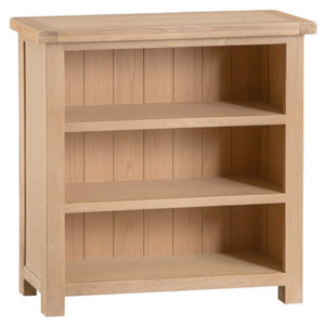 Windsor Limed Small Bookcase