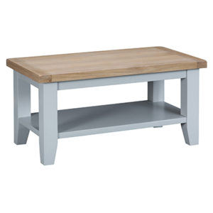 Suffolk Grey Small Coffee Table