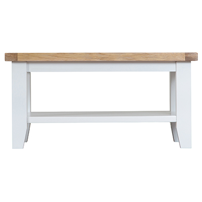 Suffolk White Small Coffee Table