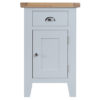 Small Cupboard-storage-door-drawer-grey-painted-lime washed oak top-wood-wooden-Dining-furniture-Steptoes-Paphos-Cyprus (2)