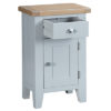 Small Cupboard-storage-door-drawer-grey-painted-lime washed oak top-wood-wooden-Dining-furniture-Steptoes-Paphos-Cyprus (3)
