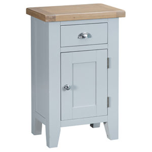 Suffolk Grey Small Cupboard