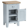 Small Cupboard-storage-door-drawer-grey-painted-lime washed oak top-wood-wooden-Dining-furniture-Steptoes-Paphos-Cyprus (4)