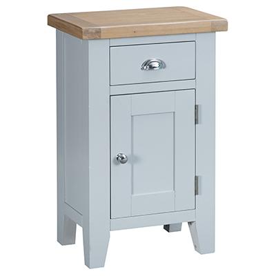Suffolk Grey Small Cupboard