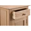 Small Cupboard-storage-drawer-shelves-natural-oak-Dining-wood-wooden-furniture-Steptoes-Paphos-Cyprus
