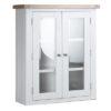 Suffolk White Small Dresser Top