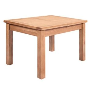 Lincoln Natural Extending Dining Table 90-130