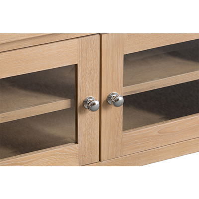 Windsor Limed Standard TV Unit