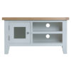 Small TV Unit-television-stand-doors-grey-painted-lime washed oak top-wood-wooden-Living-furniture-Steptoes-Paphos-Cyprus (2)