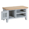 Small TV Unit-television-stand-doors-grey-painted-lime washed oak top-wood-wooden-Living-furniture-Steptoes-Paphos-Cyprus (3)