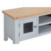 Small TV Unit-television-stand-doors-grey-painted-lime washed oak top-wood-wooden-Living-furniture-Steptoes-Paphos-Cyprus (4)