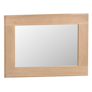 Windsor Limed Small Wall Mirror