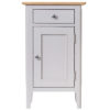 Bergen Beige Small Cupboard
