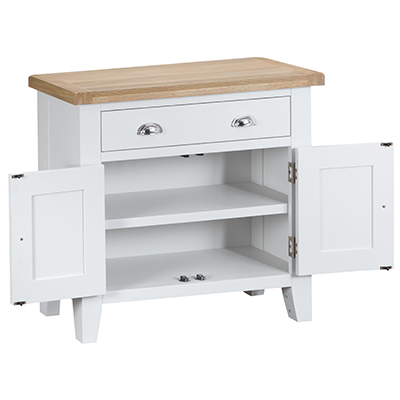 Suffolk White Small Sideboard
