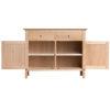 Standard Sideboard-storage-drawers-chest-shelves-natural-oak-Dining-wood-wooden-furniture-Steptoes-Paphos-Cyprus (4)