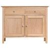 Standard Sideboard-storage-drawers-chest-shelves-natural-oak-Dining-wood-wooden-furniture-Steptoes-Paphos-Cyprus (5)