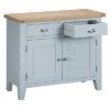 Standard sideboard-storage-cupboard-drawer-doors-grey-painted-lime washed oak top-wood-wooden-Dining-furniture-Steptoes-Paphos-Cyprus (3)