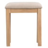 Windsor Limed Stool