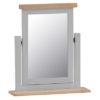 Suffolk Grey Trinket Mirror