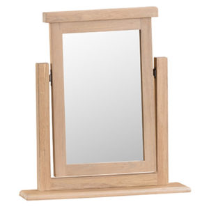 Windsor Limed Trinket Mirror