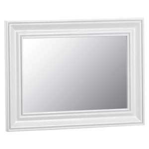 Suffolk White Small Wall Mirror