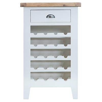Suffolk White Wine Cabinet