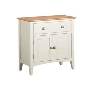 Eva Cream Standard Sideboard- Wood - Oak - Pine - Mango Wood - Painted - Natural Wood - Solid Wood - Lounge - Bedroom - Dining - Occasional - Furniture - Home - Living - Comfort - Interior Design - Modern