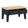 Banbury 2 Drawer Coffee Table - Wood - Oak - Pine - Mango Wood - Painted - Natural Wood - Solid Wood - Lounge - Bedroom - Dining - Occasional - Furniture - Home - Living - Comfort - Interior Design - Modern