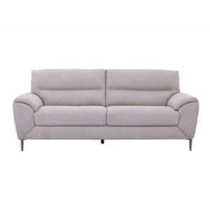 Cavan 2 Seat Sofa - Cavan - 3 Seater - 2 Seater - Love Seat - Light Grey - Dark Grey - Sofa - Sofa Set - Lounge - Living - Comfort - Relax - Furniture - Steptoes - Paphos - Cyprus
