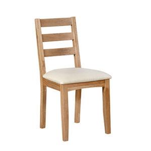 Eva Natural Dining Chair