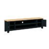Banbury Extra Large TV Unit - Wood - Oak - Pine - Mango Wood - Painted - Natural Wood - Solid Wood - Lounge - Bedroom - Dining - Occasional - Furniture - Home - Living - Comfort - Interior Design - Modern