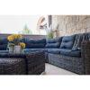 Havana Corner – Corner Garden Set – Garden – Lounge – Rattan – Cushions – Black – Grey – Sofa – Corner Sofa – Comfort – Relax – Steptoes – Furniture – Paphos – Cyprus 2