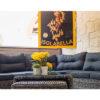 Havana Corner – Corner Garden Set – Garden – Lounge – Rattan – Cushions – Black – Grey – Sofa – Corner Sofa – Comfort – Relax – Steptoes – Furniture – Paphos – Cyprus 4