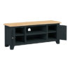 Banbury Large TV Unit - Wood - Oak - Pine - Mango Wood - Painted - Natural Wood - Solid Wood - Lounge - Bedroom - Dining - Occasional - Furniture - Home - Living - Comfort - Interior Design - Modern
