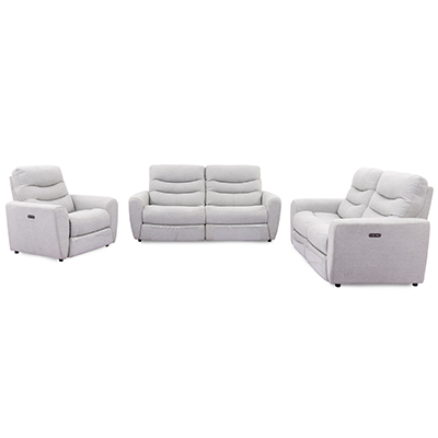 Electric 3 Seater Reclining Sofa