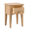 Eva Natural Side Table- Wood - Oak - Pine - Mango Wood - Painted - Natural Wood - Solid Wood - Lounge - Bedroom - Dining - Occasional - Furniture - Home - Living - Comfort - Interior Design - Modern