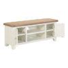 Hartford Large TV Unit - Wood - Oak - Pine - Mango Wood - Painted - Natural Wood - Solid Wood - Lounge - Bedroom - Dining - Occasional - Furniture - Home - Living - Comfort - Interior Design - Modern