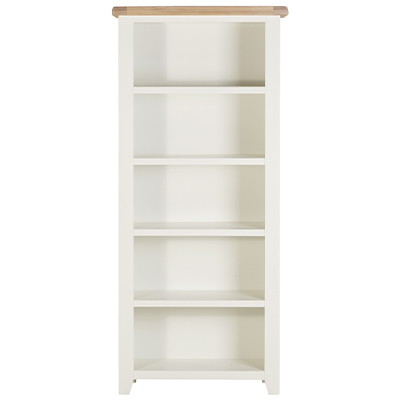 Hartford Large Bookcase - Wood - Oak - Pine - Mango Wood - Painted - Natural Wood - Solid Wood - Lounge - Bedroom - Dining - Occasional - Furniture - Home - Living - Comfort - Interior Design - Modern