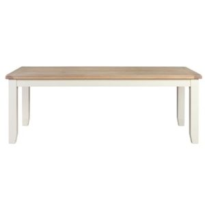 Hartford 220cm Fixed Dining Table