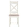 Hartford Cross Back Dining Chair - Wood - Oak - Pine - Mango Wood - Painted - Natural Wood - Solid Wood - Lounge - Bedroom - Dining - Occasional - Furniture - Home - Living - Comfort - Interior Design - Modern