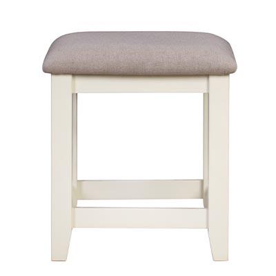 Hartford Stool- Wood - Oak - Pine - Mango Wood - Painted - Natural Wood - Solid Wood - Lounge - Bedroom - Dining - Occasional - Furniture - Home - Living - Comfort - Interior Design - Modern
