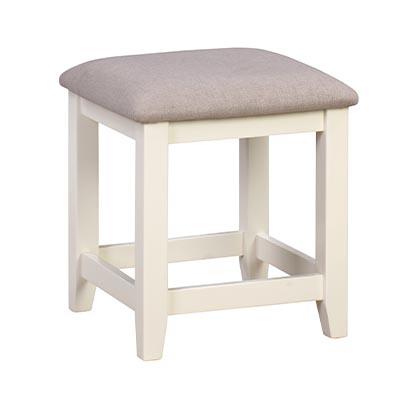 Hartford Bedroom Stool- Wood - Oak - Pine - Mango Wood - Painted - Natural Wood - Solid Wood - Lounge - Bedroom - Dining - Occasional - Furniture - Home - Living - Comfort - Interior Design - Modern