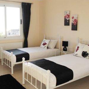 Warwick Bed - Single - Double - King - Superking - Bedroom - Metal - Furniture - Sleep - Comfort - White - Black - Chocolate - Silver - Steptoes - Paphos - Cyprus 2